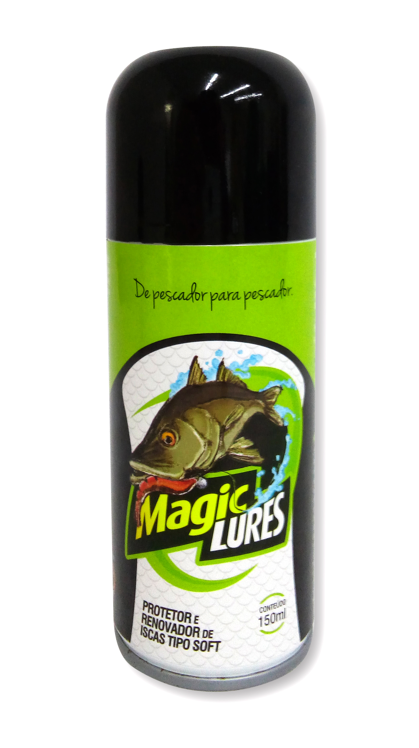 Renovador de Iscas Magic Lures Monster 3X